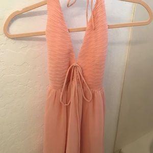 TOBI backless dress